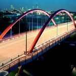Damen Avenue Arch Bridge In 2000, Steppo won a Prize Bridge Award for their outstanding design in structural steel.